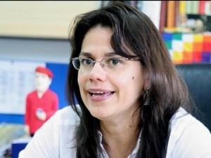 Blanca Eekhout en entrevista con el diario Ciudad Caracas