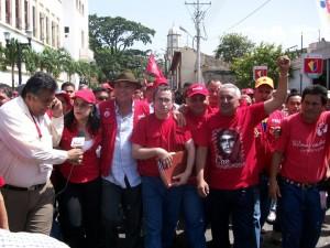 Los candidatos y candidatas por el PSUV del estado Portuguesa